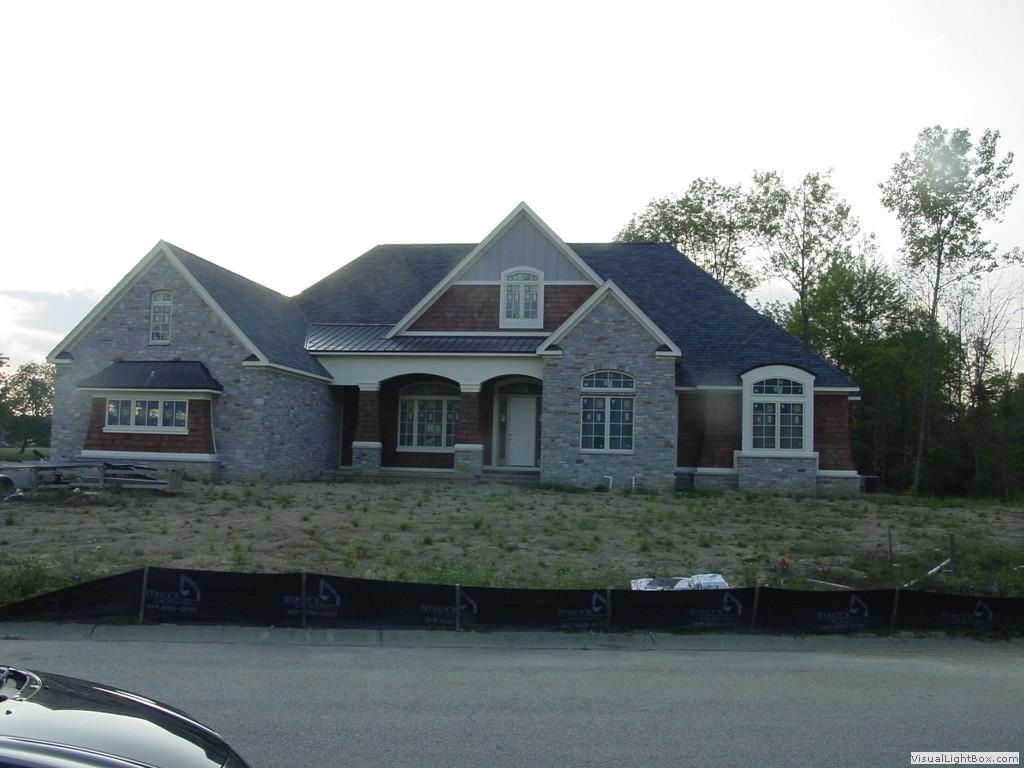 Forte design inc for Spec home building